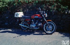 Isle of Man 1974 - Ducati 750 Desmo