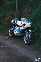 Isle of Man 1974 - Scott