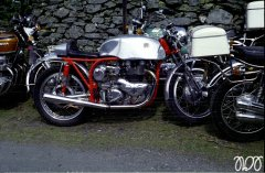 Isle of Man 1974 - AJS