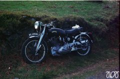 Isle of Man 1974 - Vincent