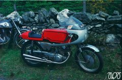 Isle of Man 1974 - links Norton, ?