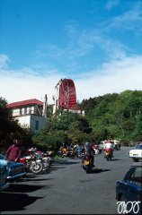 Isle of Man 1974 - Laxey - Laxey Wheel
