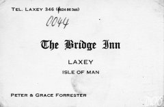 Bridge Inn, Laxey