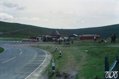 IoM 1975, Tourist Trophy am Bungalow (Snaefell)